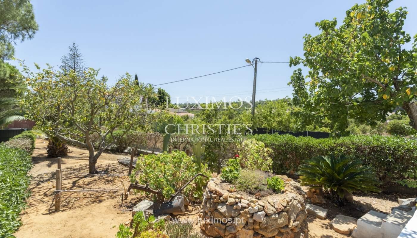 Villa independiente de una sola planta con piscina, Almancil, Algarve_176507