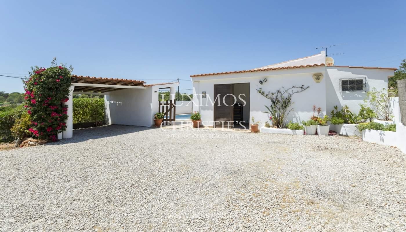 Villa independiente de una sola planta con piscina, Almancil, Algarve_176508