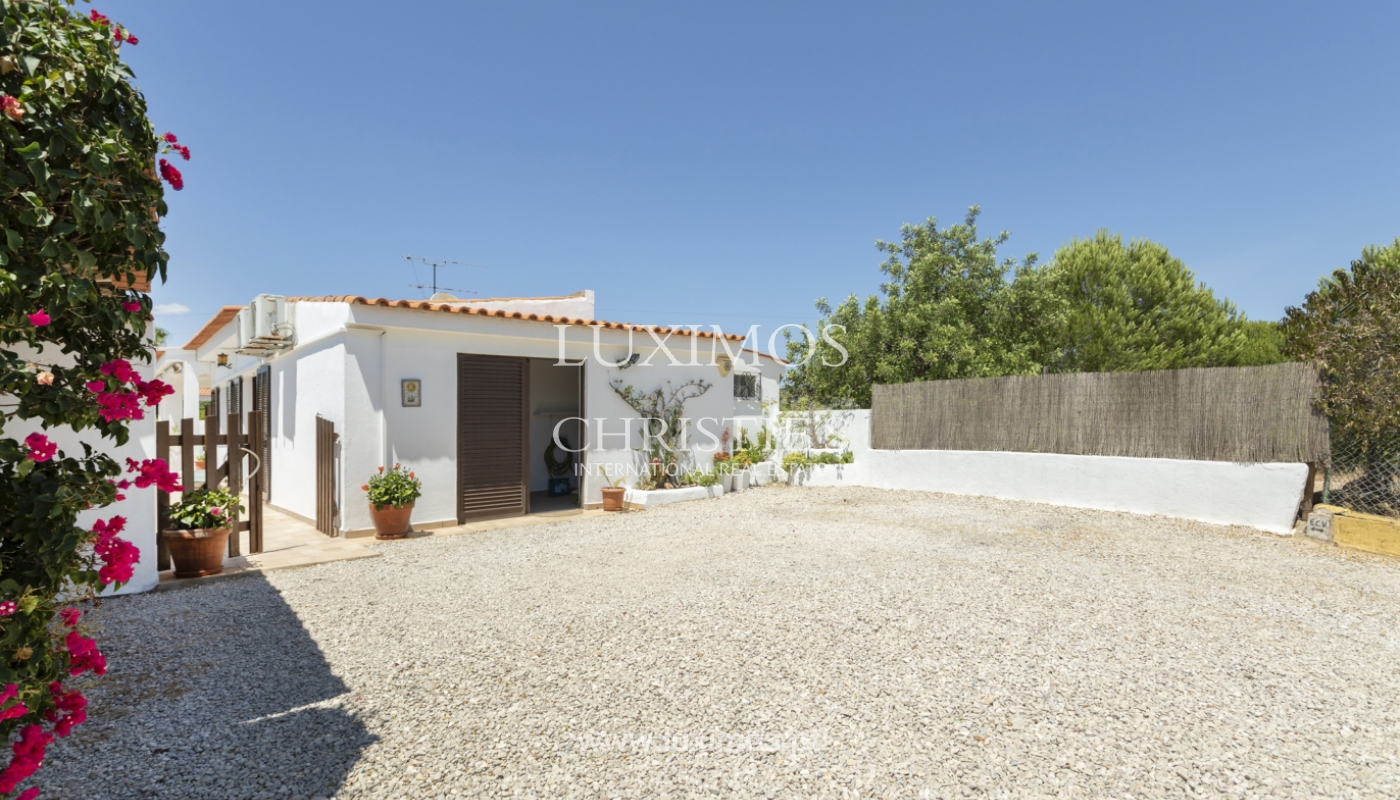 Villa independiente de una sola planta con piscina, Almancil, Algarve_176509