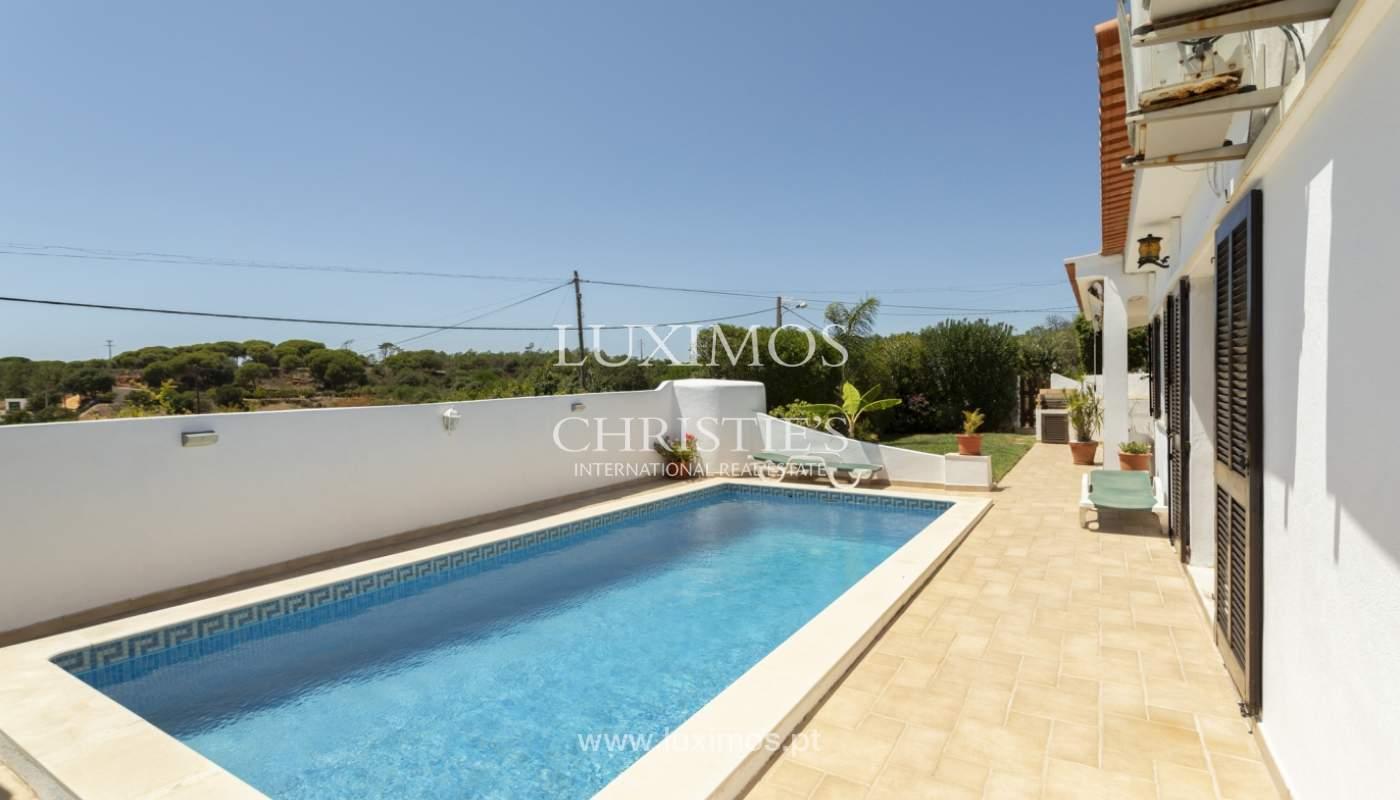 Villa independiente de una sola planta con piscina, Almancil, Algarve_176510