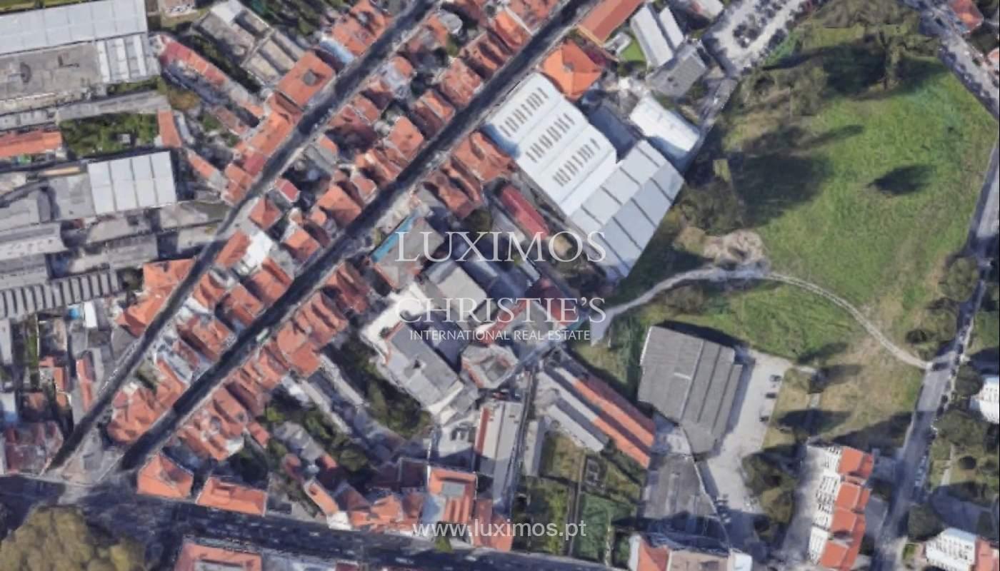 Prédio com projeto aprovado, para venda, no Centro do Porto_176511
