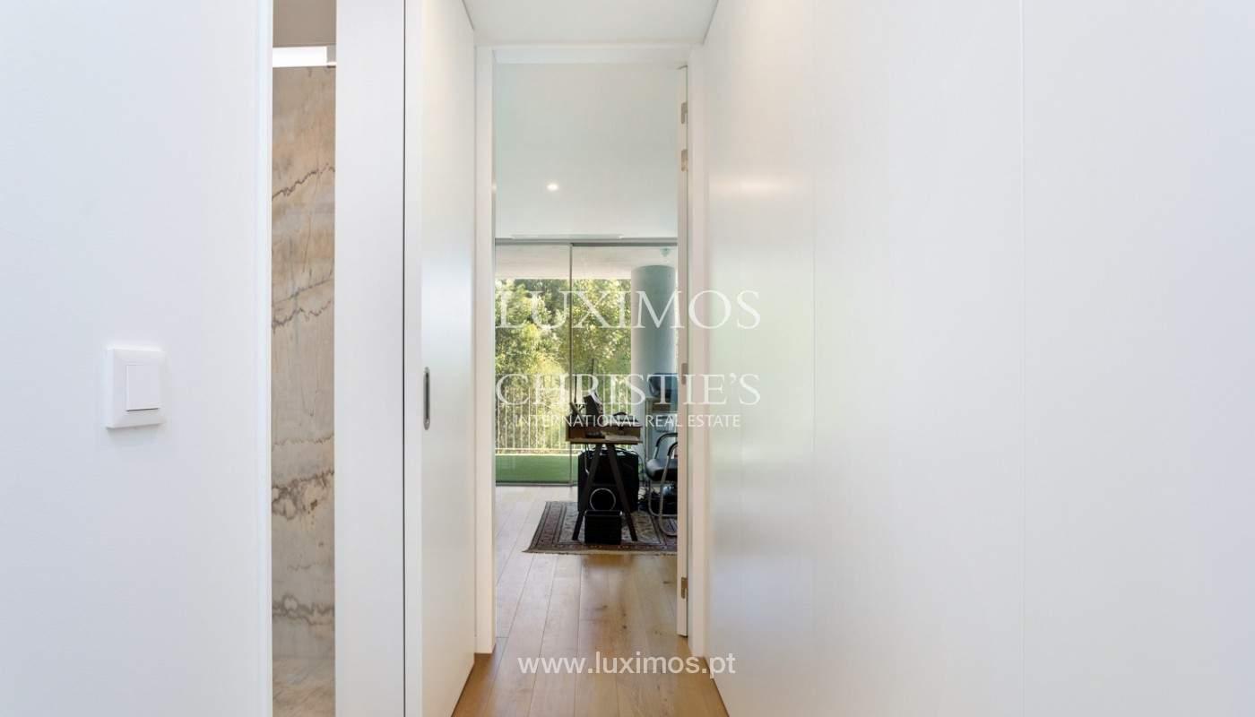 Wohnung mit Balkon in 1. Linie des Flusses, zu verkaufen, in V. N. Gaia, Portugal_176529