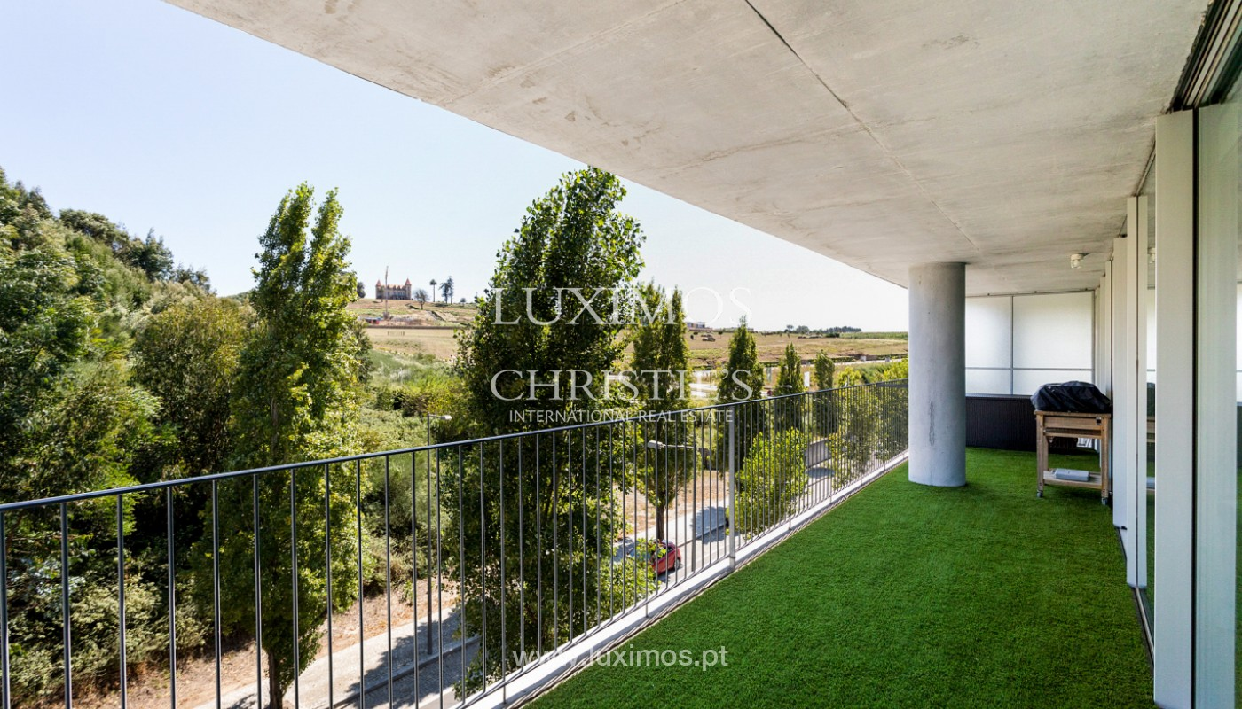 Wohnung mit Balkon in 1. Linie des Flusses, zu verkaufen, in V. N. Gaia, Portugal_176534