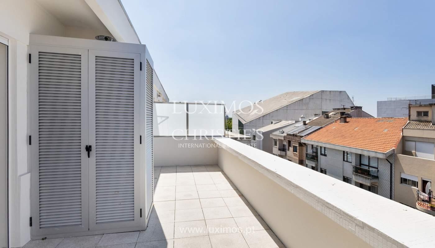 Apartment with balcony and terrace, for sale, in Boavista, Porto, Portugal_176560