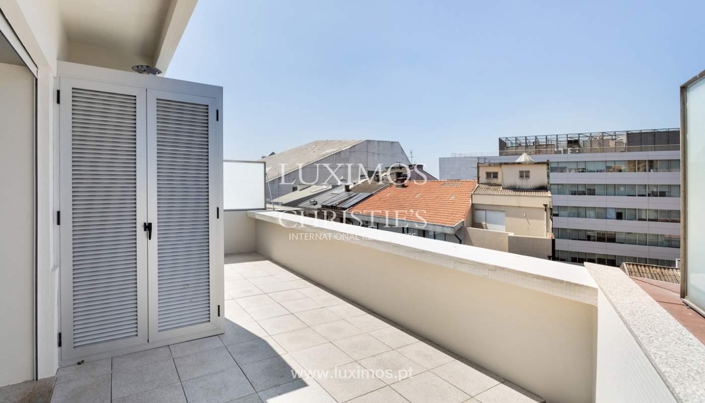 Apartment with balcony and terrace, for sale, in Boavista, Porto, Portugal_176562