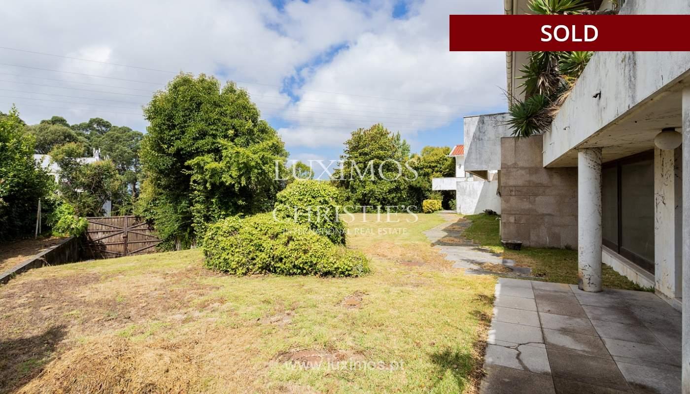 Villa con jardín y piscina, en venta, en Vila Nova de Gaia, Portugal_176946