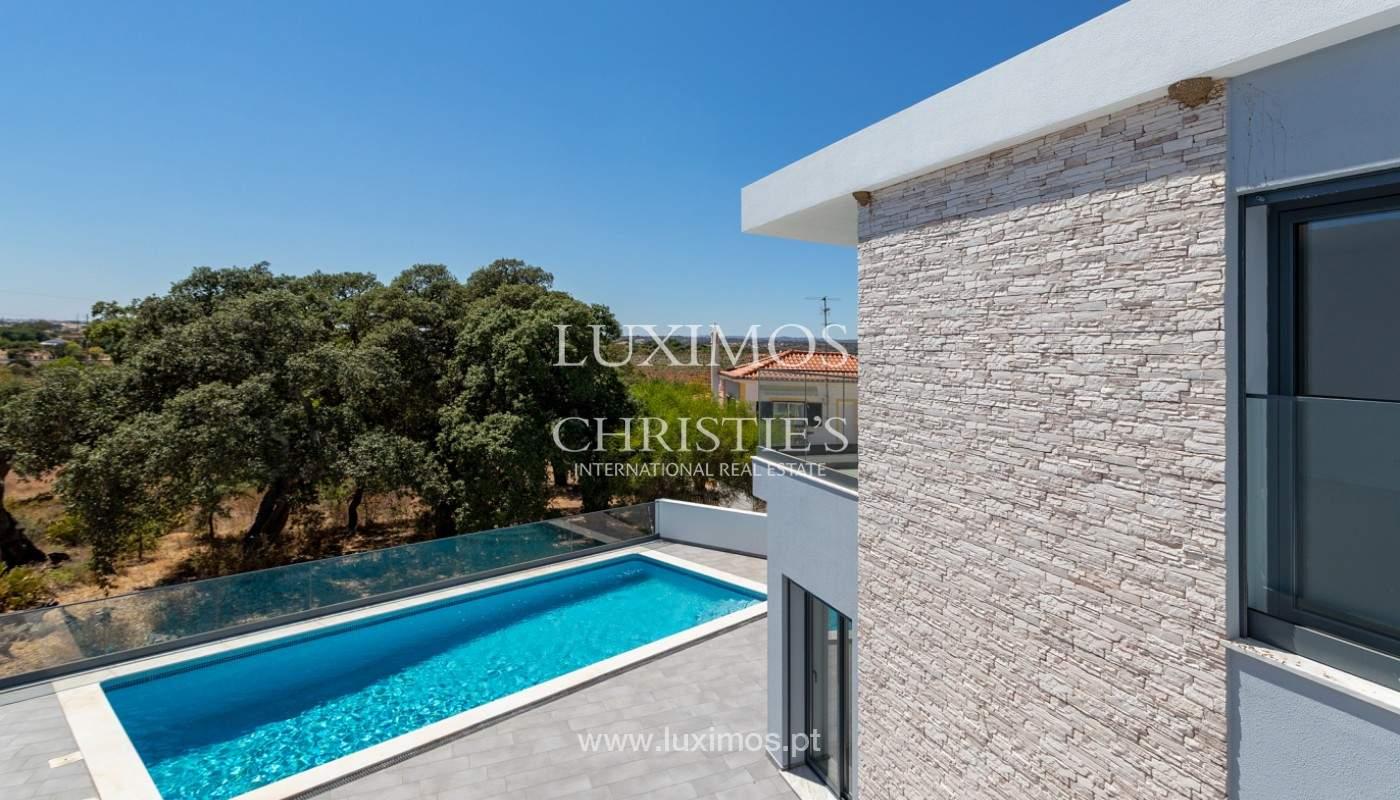 Se vende villa de 4 habitaciones con vista al mar, S. Bartolomeu, Castro Marim, Algarve_177220