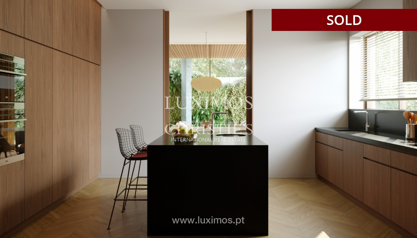 Apartment with garden, for sale, near the City Park, Porto, Portugal_177558