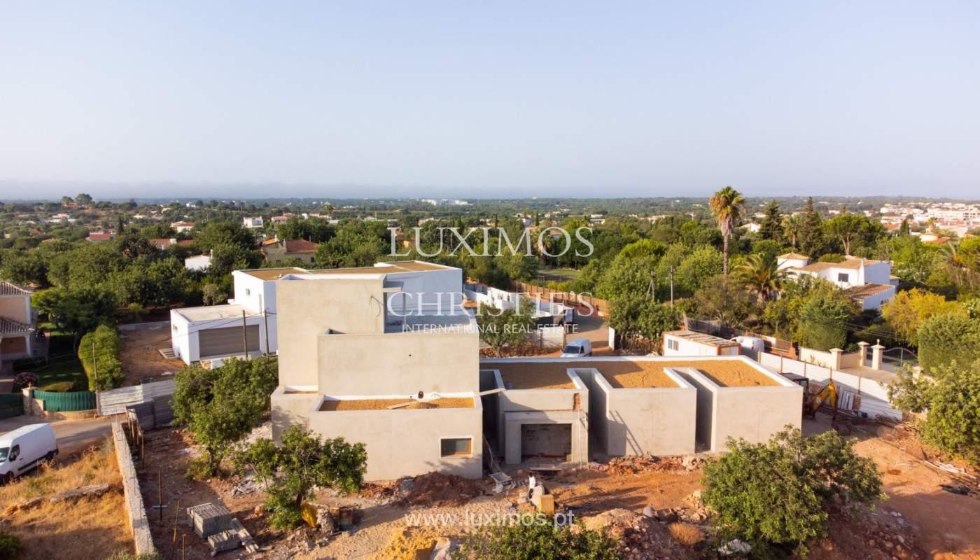 Contemporânea moradia V5, com vista mar, Almancil, Algarve_177564