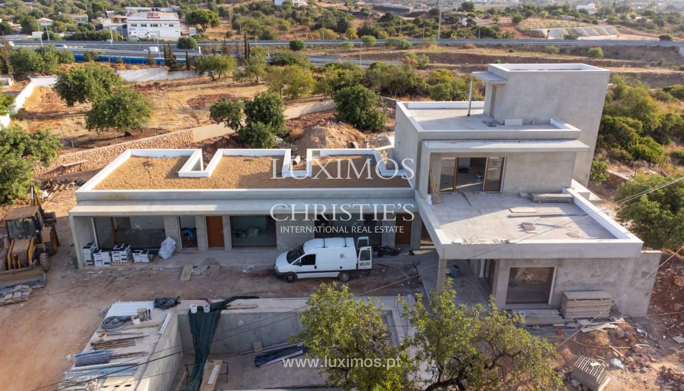 Contemporânea moradia V5, com vista mar, Almancil, Algarve_177570