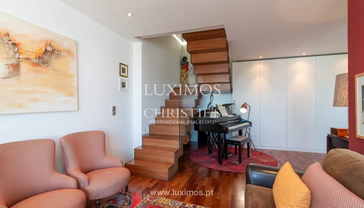 Penthouse Duplex com varanda, para venda, na Boavista, Porto_177634