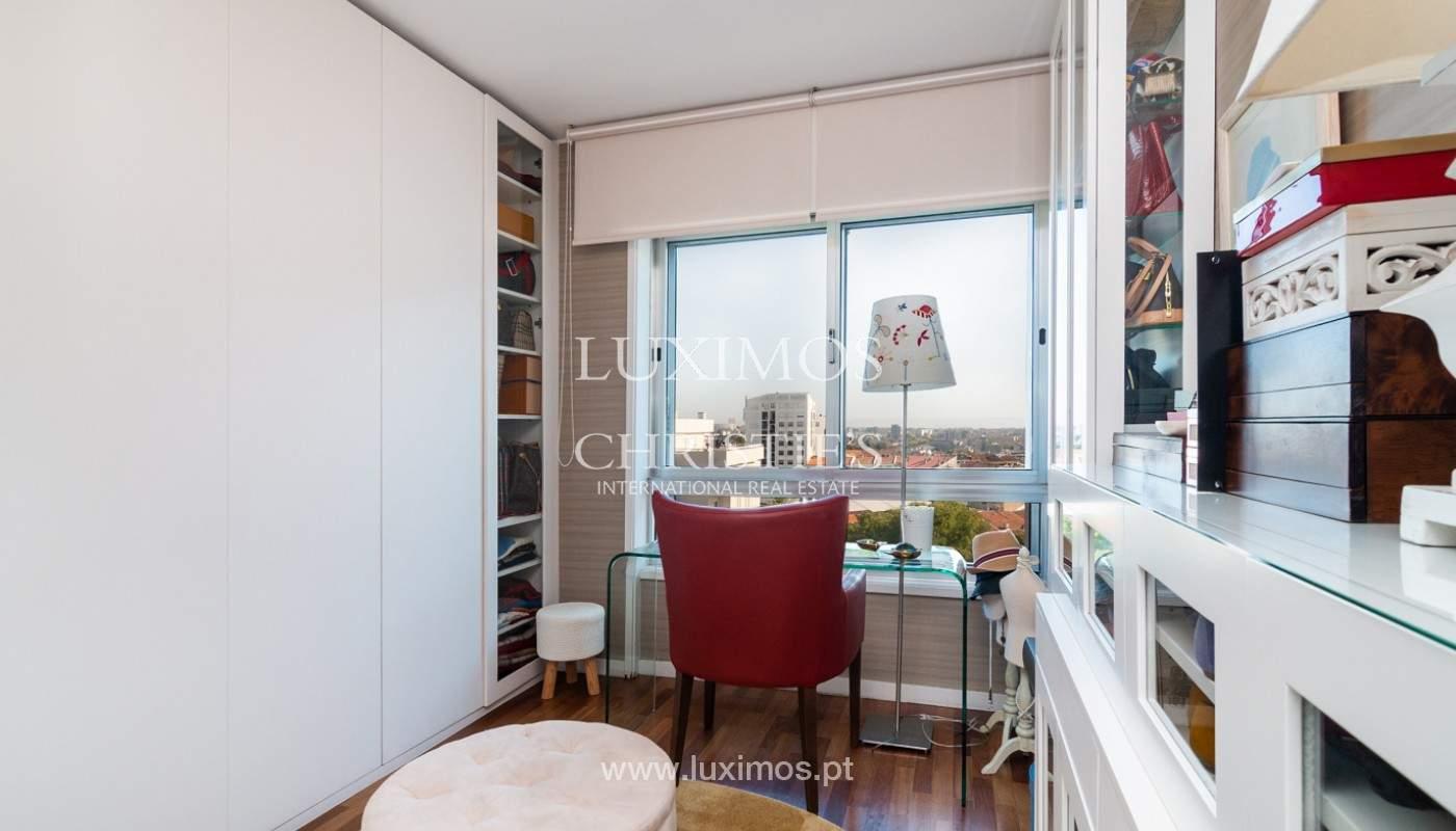 Penthouse Duplex com varanda, para venda, na Boavista, Porto_177645