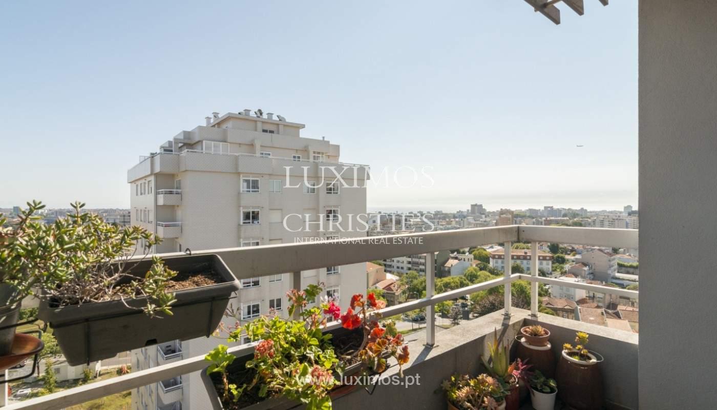 Penthouse Duplex com varanda, para venda, na Boavista, Porto_177674