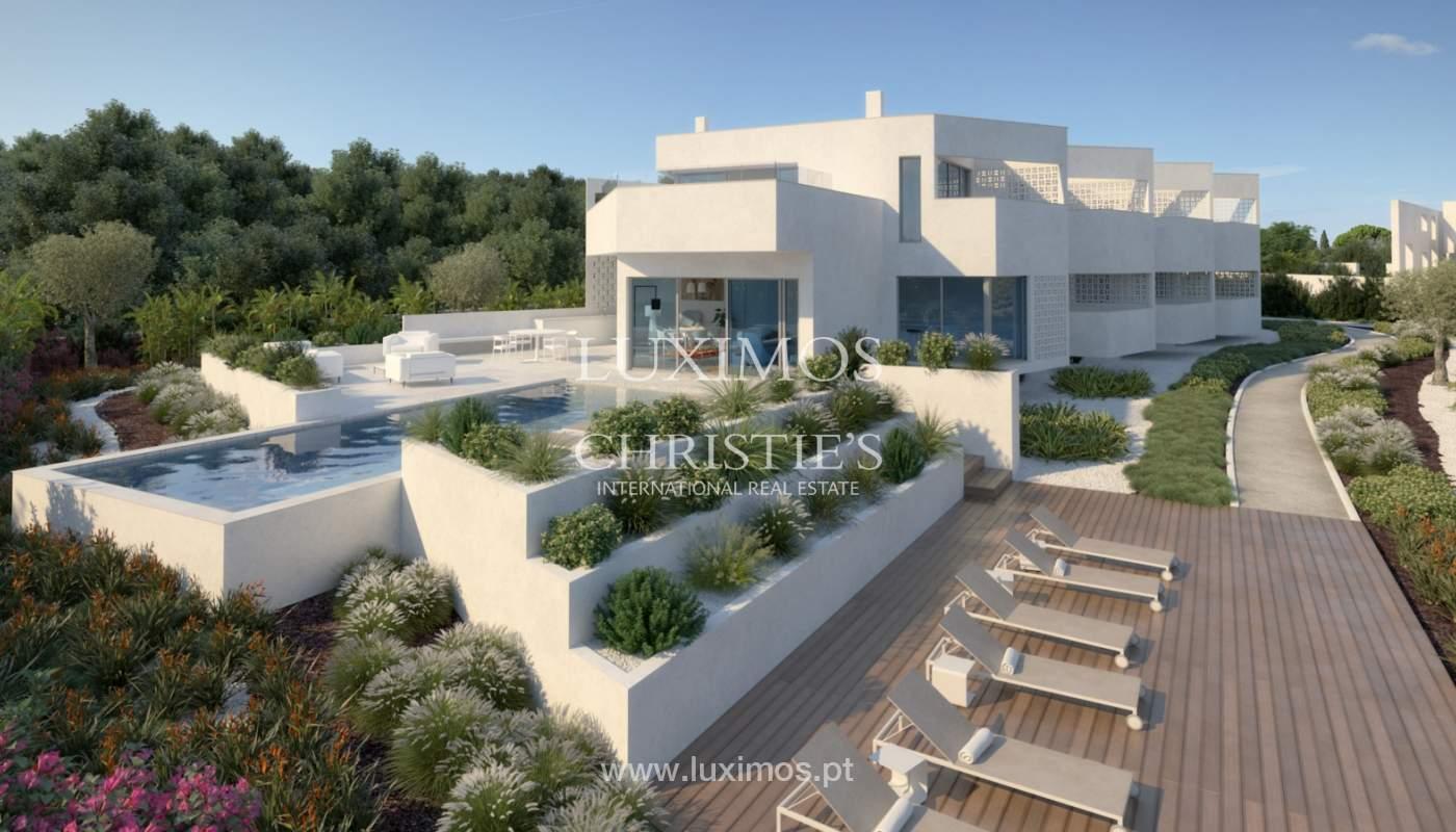 Parcela con vista al mar para la construcción de una villa, Carvoeiro, Algarve_178359