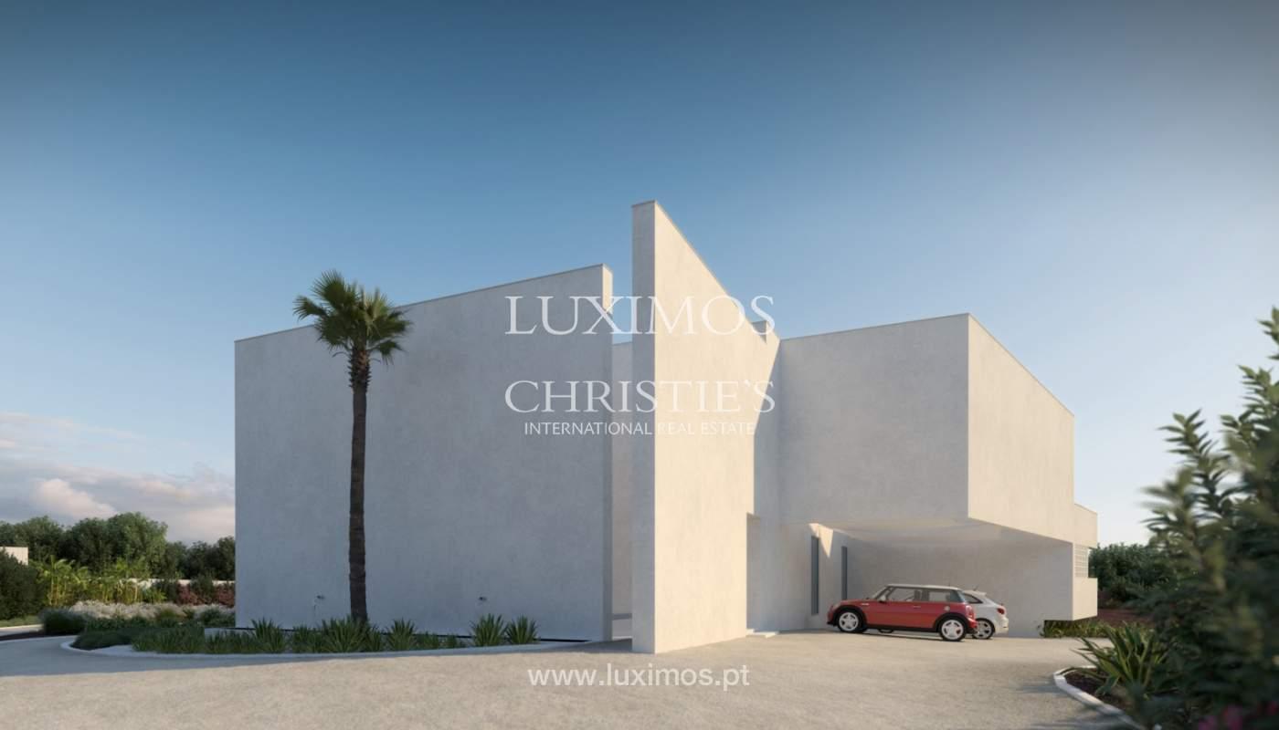 Parcela con vista al mar para la construcción de una villa, Carvoeiro, Algarve_178360