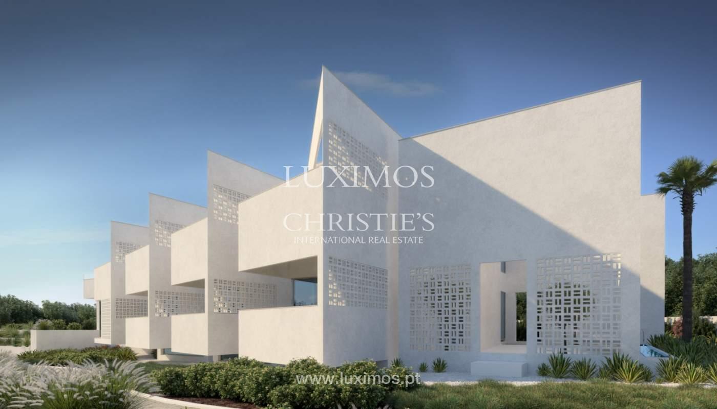 Parcela con vista al mar para la construcción de una villa, Carvoeiro, Algarve_178361