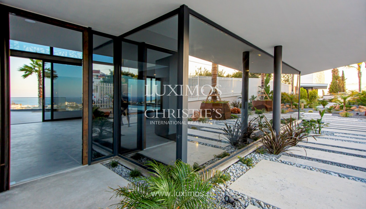 Moderne Villa, mit Meerblick, Albufeira, Algarve_178461