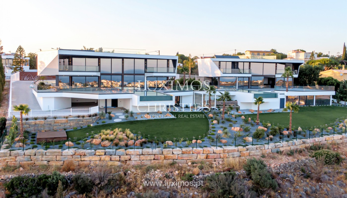 Moderne Villa, mit Meerblick, Albufeira, Algarve_178464
