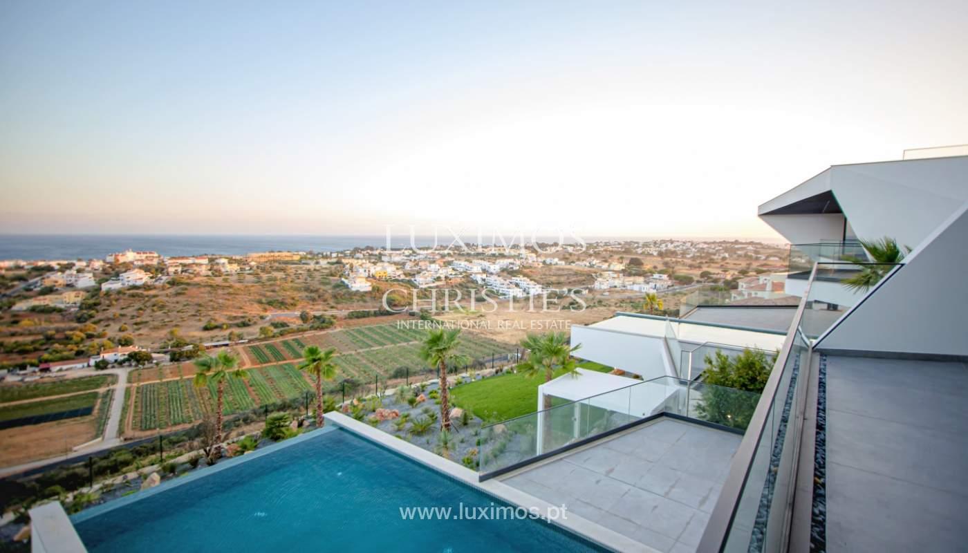 Villa contemporánea, con vista al mar, Albufeira, Algarve_178488