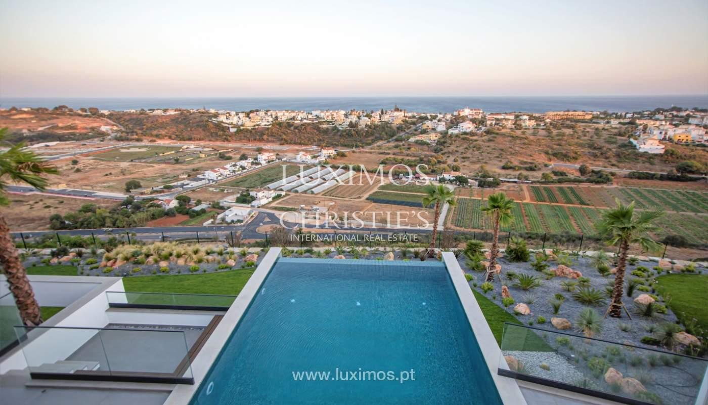 Villa contemporánea, con vista al mar, Albufeira, Algarve_178491