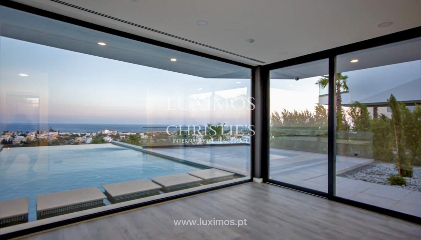 Villa contemporánea, con vista al mar, Albufeira, Algarve_178512