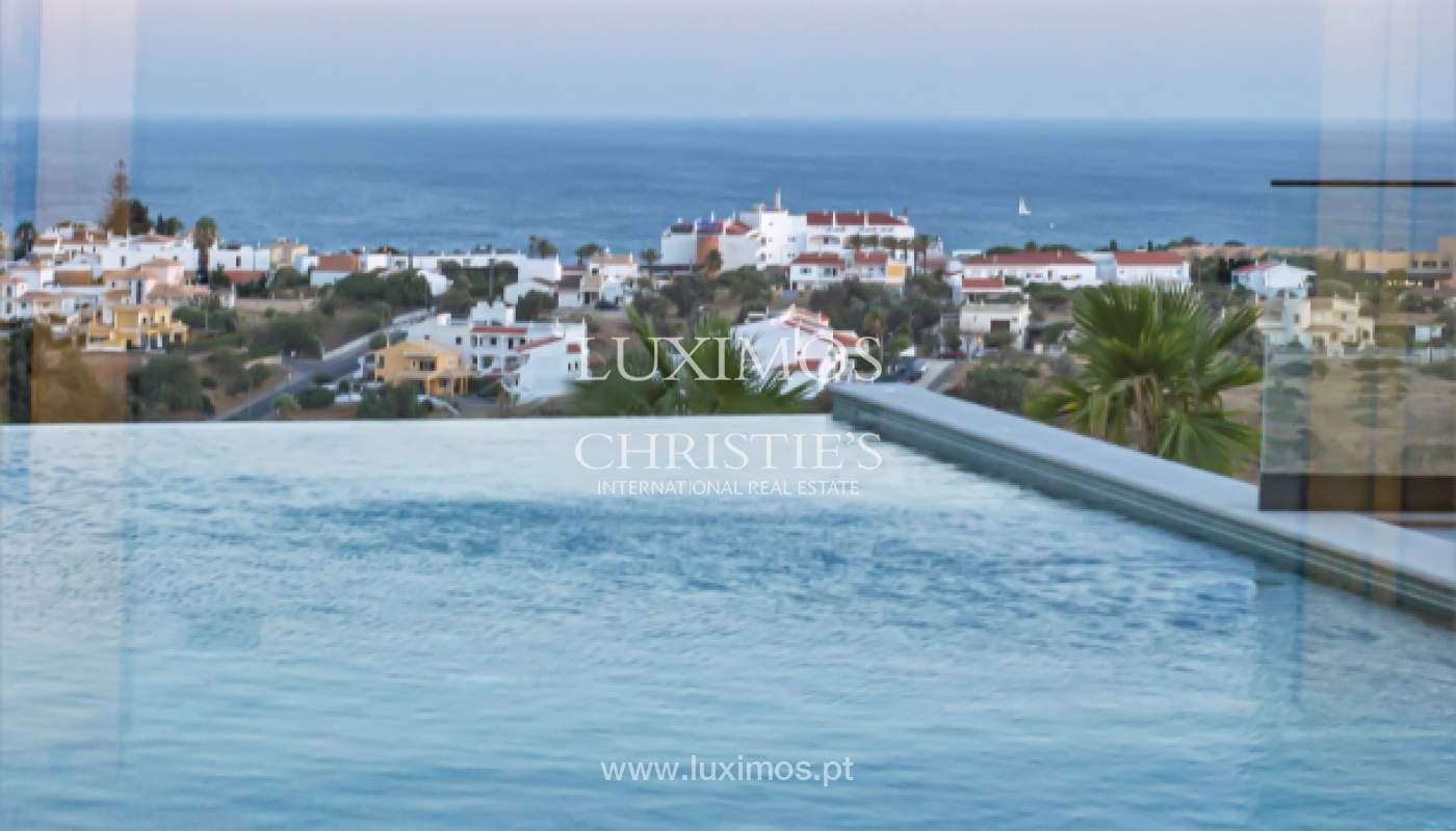 Villa contemporánea, con vista al mar, Albufeira, Algarve_178517