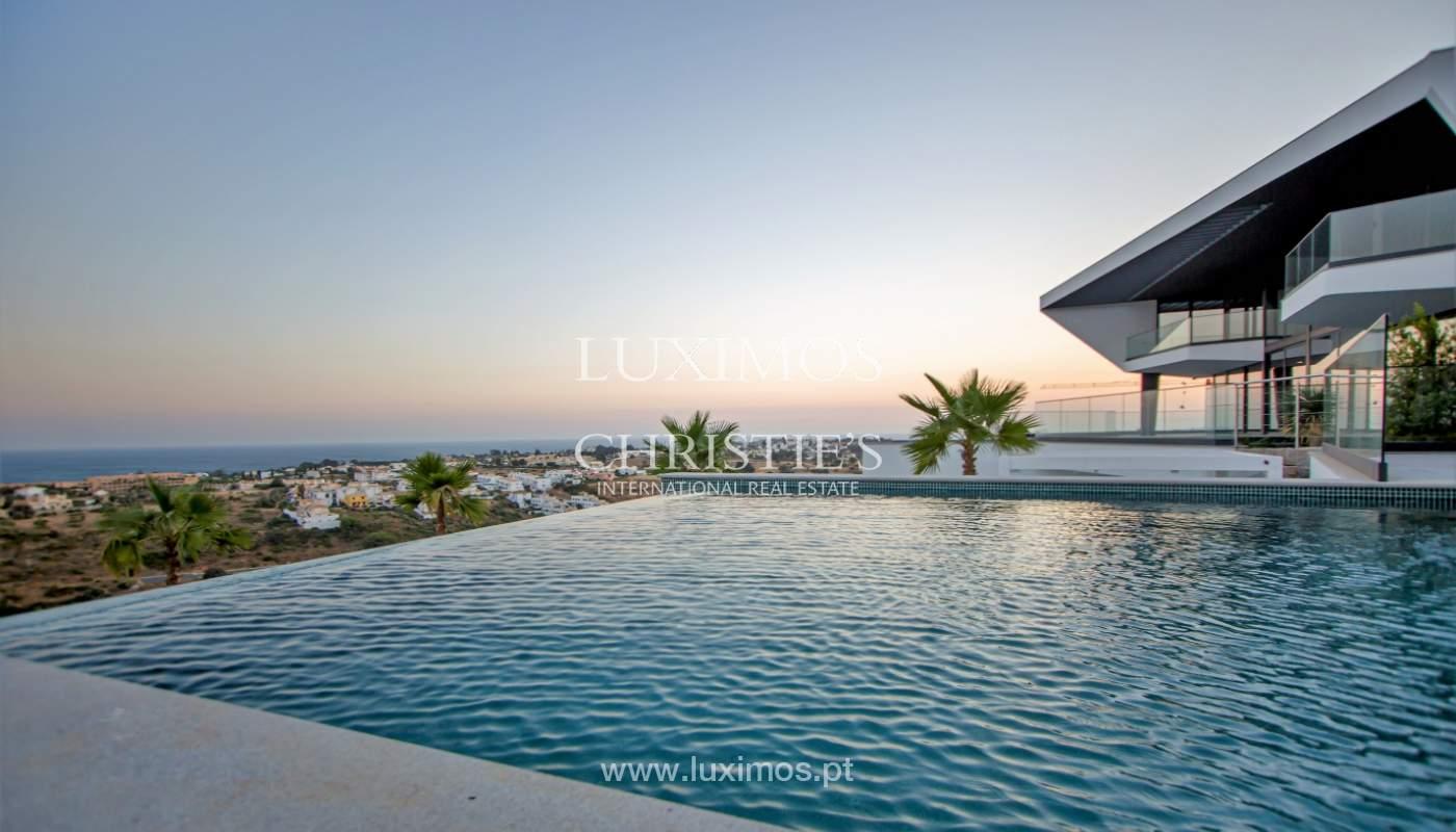 Villa contemporánea, con vista al mar, Albufeira, Algarve_178525