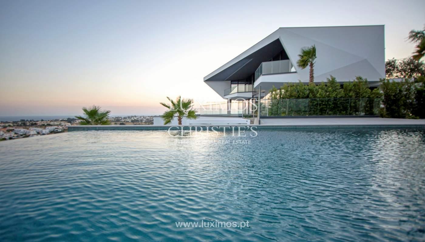 Villa contemporánea, con vista al mar, Albufeira, Algarve_178528