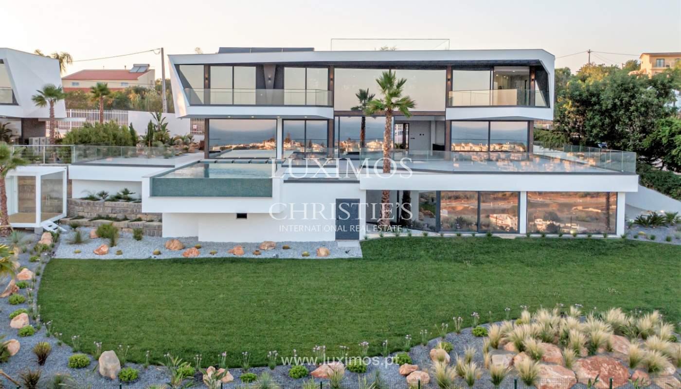 Villa contemporánea, con vista al mar, Albufeira, Algarve_178545