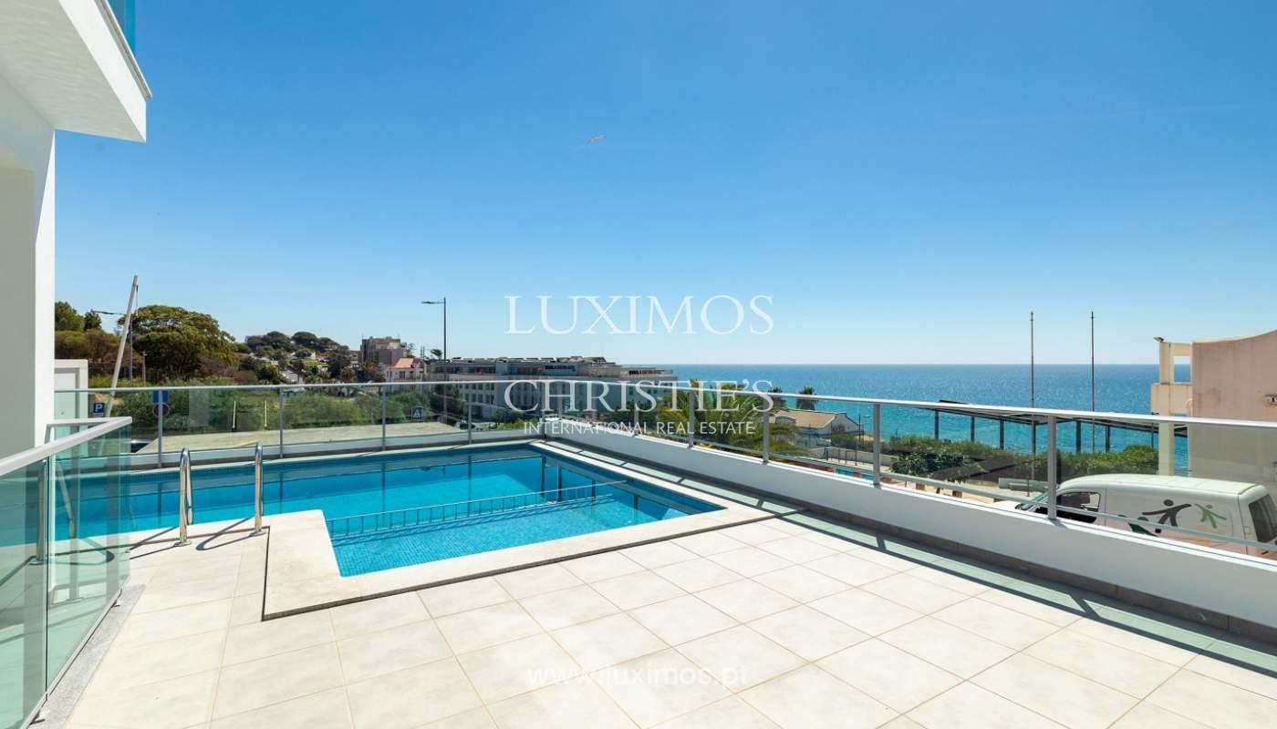 Moderno apartamento de 2 dormitorios, con vista al mar, Albufeira, Algarve_178567