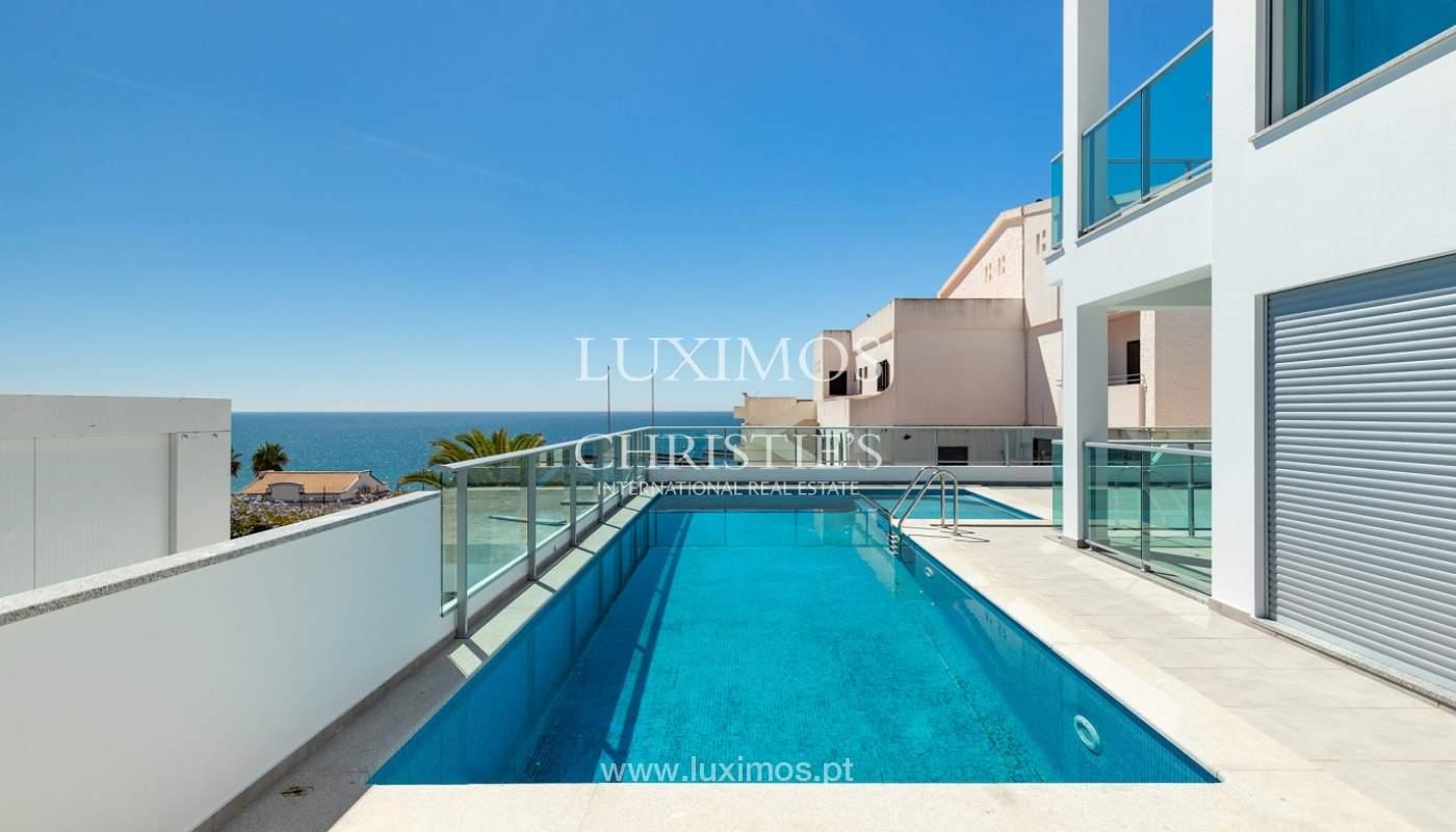 Moderno apartamento de 2 dormitorios, con vista al mar, Albufeira, Algarve_178568