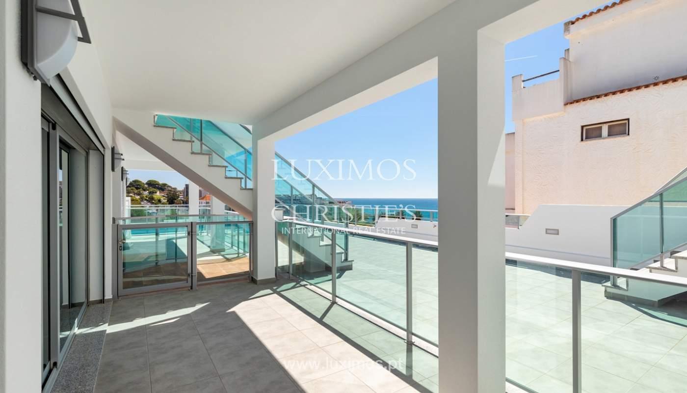 Moderno apartamento de 2 dormitorios, con vista al mar, Albufeira, Algarve_178570