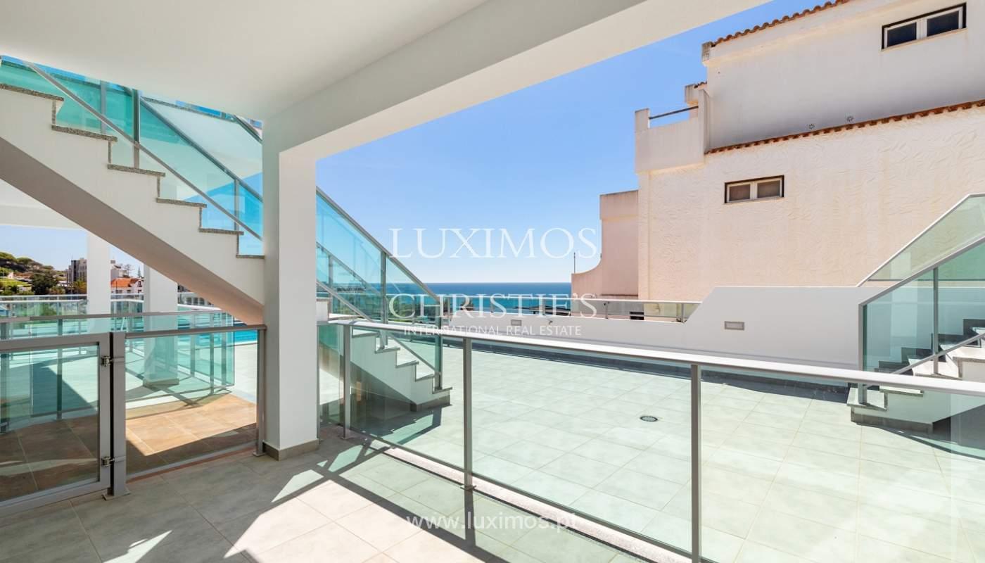 Moderno apartamento de 2 dormitorios, con vista al mar, Albufeira, Algarve_178572