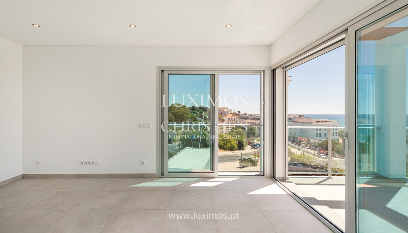 Moderne 2-Schlafzimmer-Wohnung, mit Meerblick, Albufeira, Algarve_178606