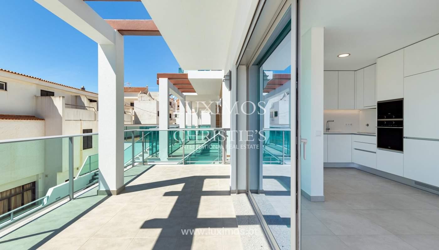 Moderne 2-Schlafzimmer-Wohnung, mit Meerblick, Albufeira, Algarve_178618