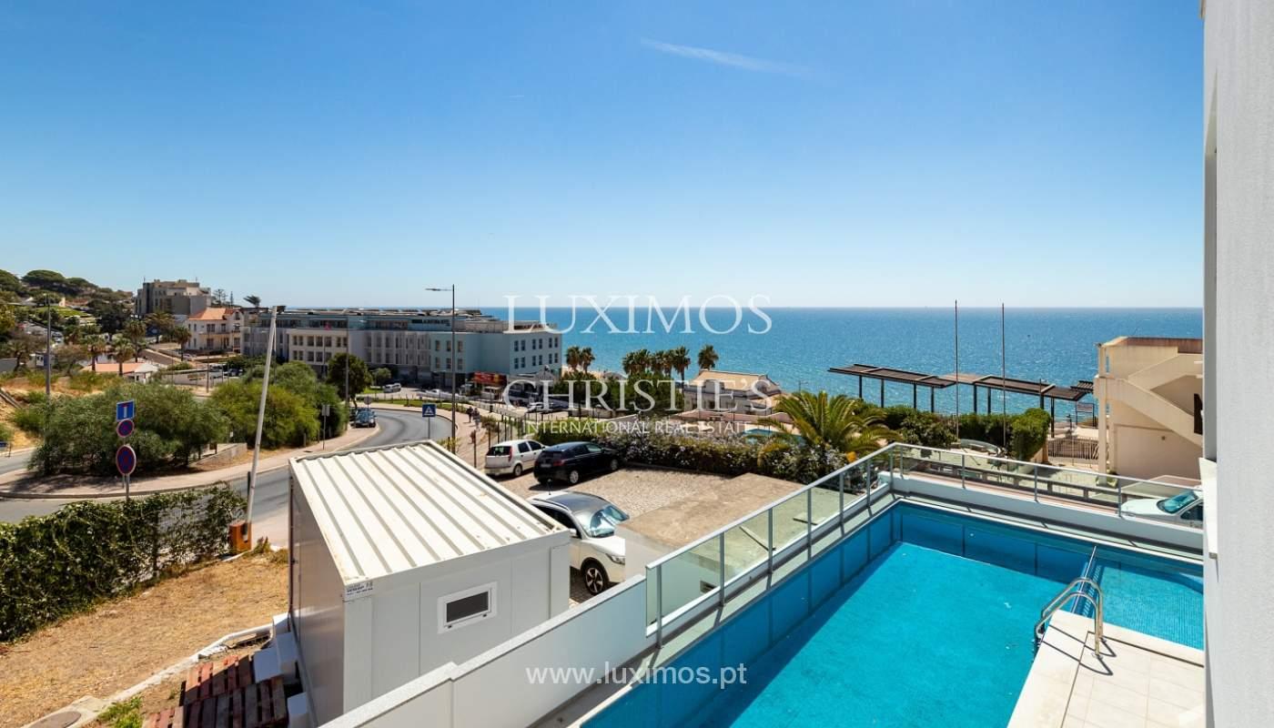 Moderne 2-Schlafzimmer-Wohnung, mit Meerblick, Albufeira, Algarve_178620