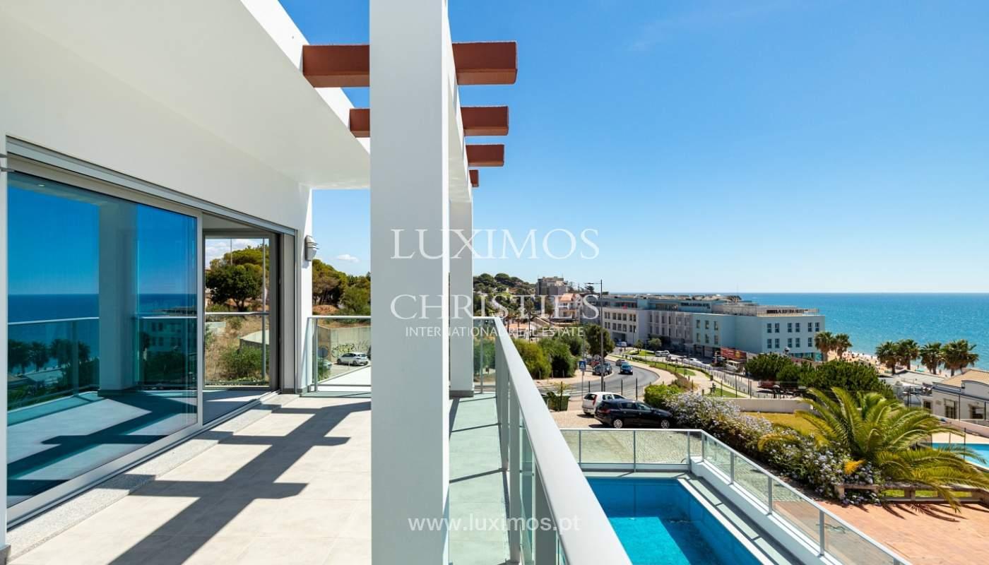 Moderne 2-Schlafzimmer-Wohnung, mit Meerblick, Albufeira, Algarve_178621
