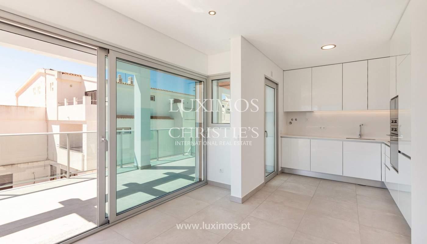 Moderne 2-Schlafzimmer-Wohnung, mit Meerblick, Albufeira, Algarve_178625