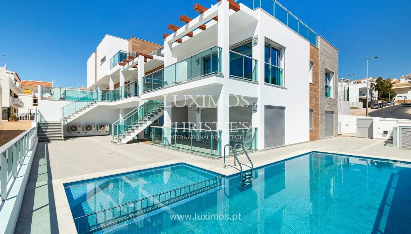 Moderne 2-Schlafzimmer-Wohnung, mit Meerblick, Albufeira, Algarve_178644