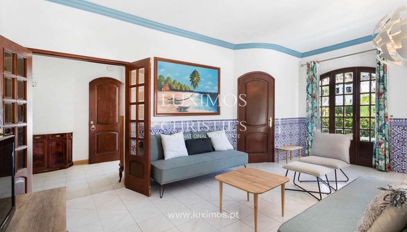 4 bedroom villa with swimming pool, next to the Golf, Vilamoura, Algarve_178651