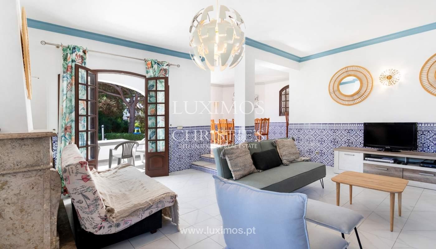 4 bedroom villa with swimming pool, next to the Golf, Vilamoura, Algarve_178652
