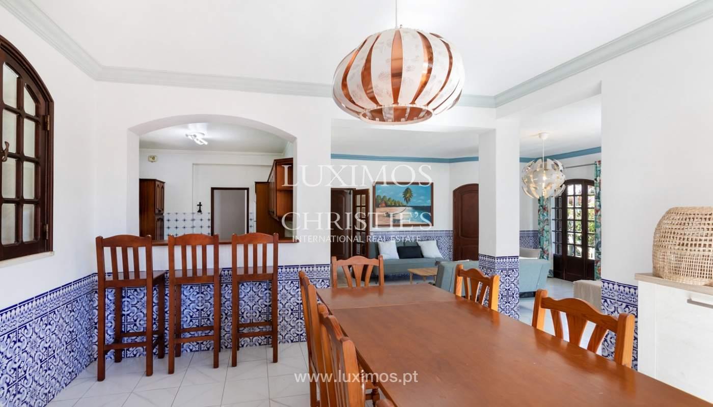 4 bedroom villa with swimming pool, next to the Golf, Vilamoura, Algarve_178653