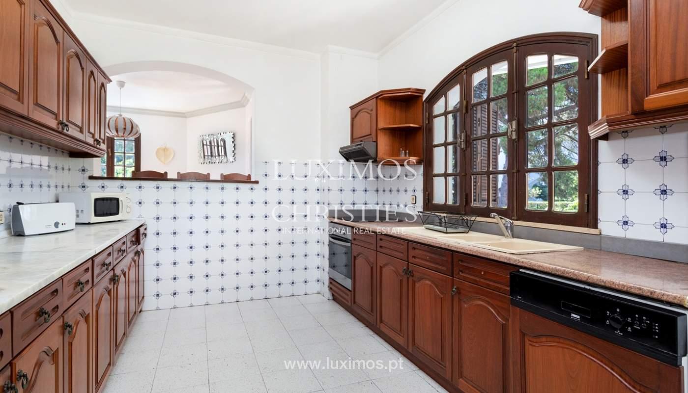 4 bedroom villa with swimming pool, next to the Golf, Vilamoura, Algarve_178655