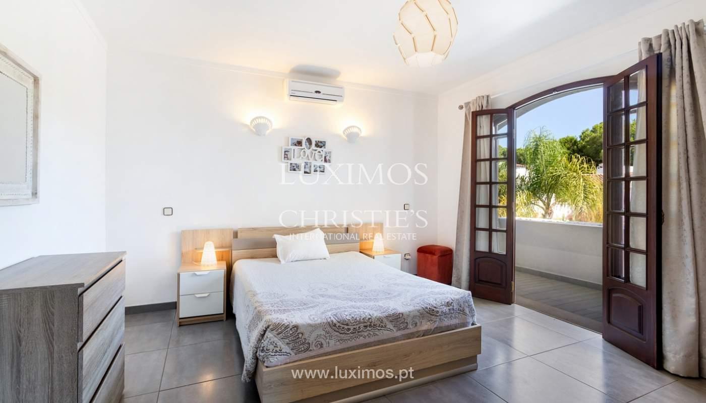 4 bedroom villa with swimming pool, next to the Golf, Vilamoura, Algarve_178658
