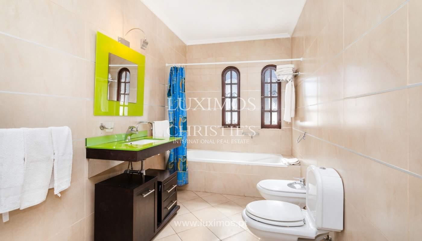 4 bedroom villa with swimming pool, next to the Golf, Vilamoura, Algarve_178663