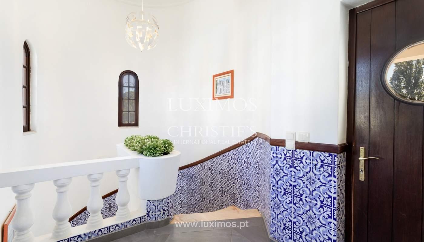 4 bedroom villa with swimming pool, next to the Golf, Vilamoura, Algarve_178665