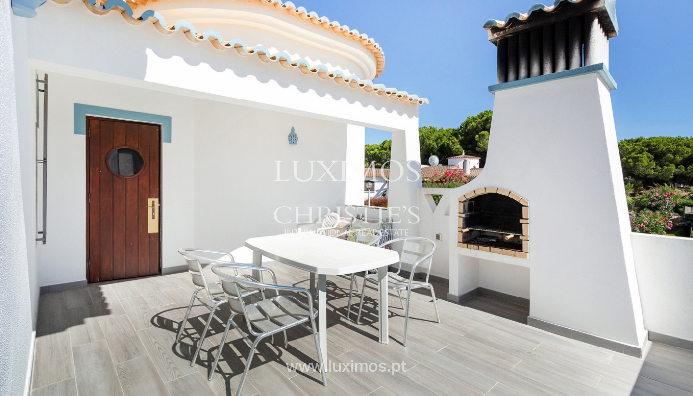 4 bedroom villa with swimming pool, next to the Golf, Vilamoura, Algarve_178667
