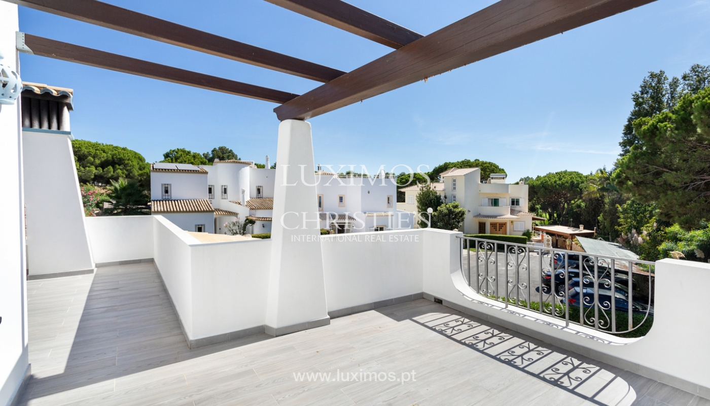 4 bedroom villa with swimming pool, next to the Golf, Vilamoura, Algarve_178668