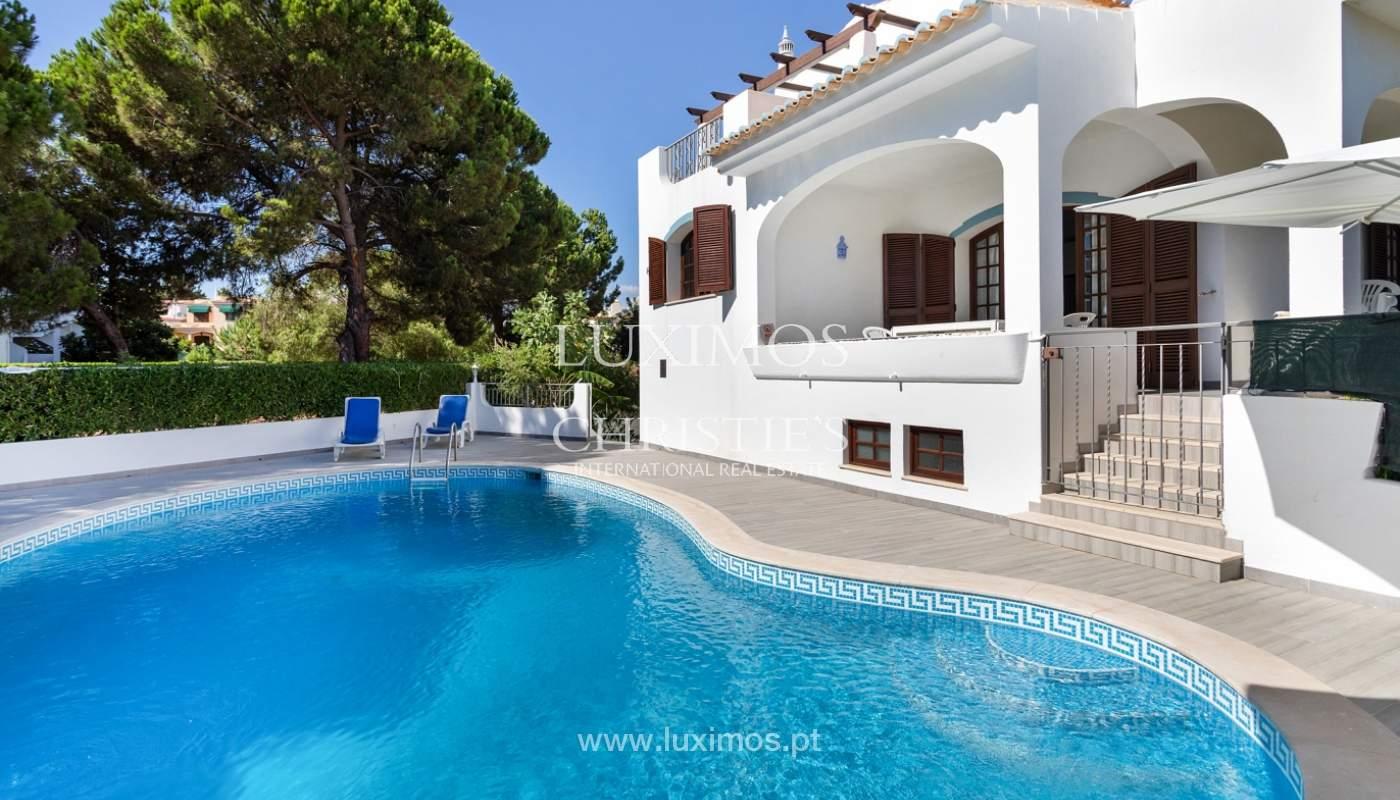 4 bedroom villa with swimming pool, next to the Golf, Vilamoura, Algarve_178670