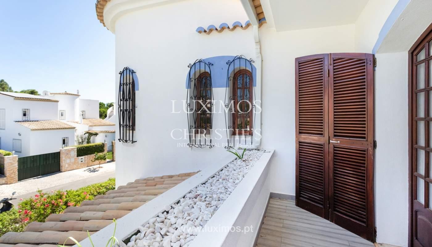 4 bedroom villa with swimming pool, next to the Golf, Vilamoura, Algarve_178671